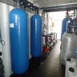 Containerized Water Purification Unit