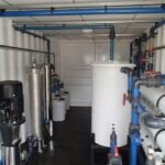 Containerized Water Purification Uni