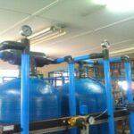 DAF Plant Pre-installation